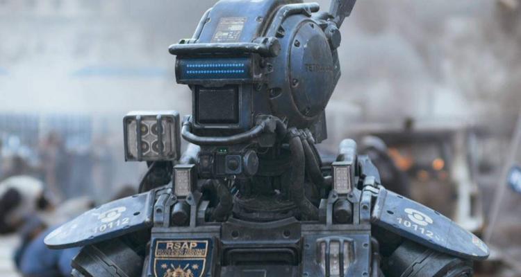 Chappie, il robot protagonista