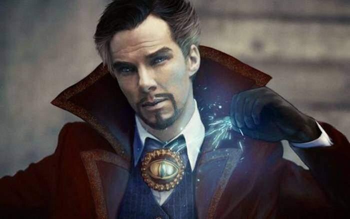 Doctor Strange sarà Benedict Cumberbatch: arriva l'ufficialità