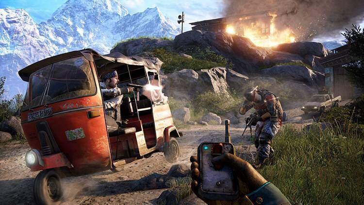 Far Cry 4 recensione
