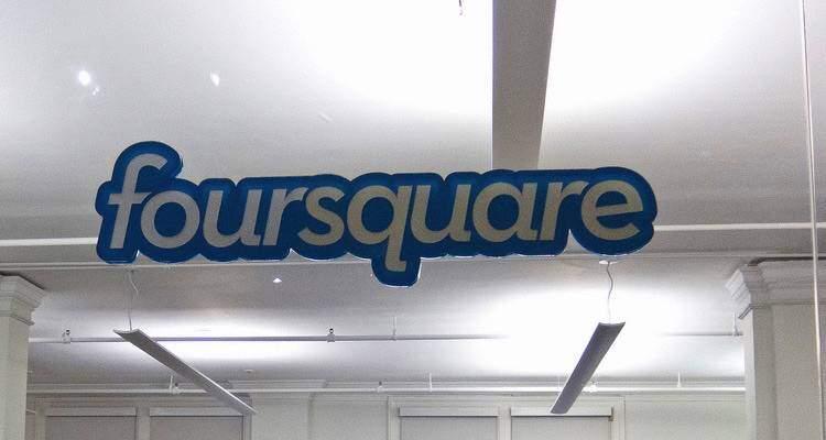 Foursquare, l'app è stata ottimizzata per iPad e iPad Mini