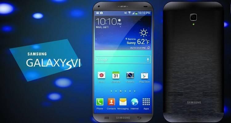 Concept elaborato su Samsung Galaxy S6