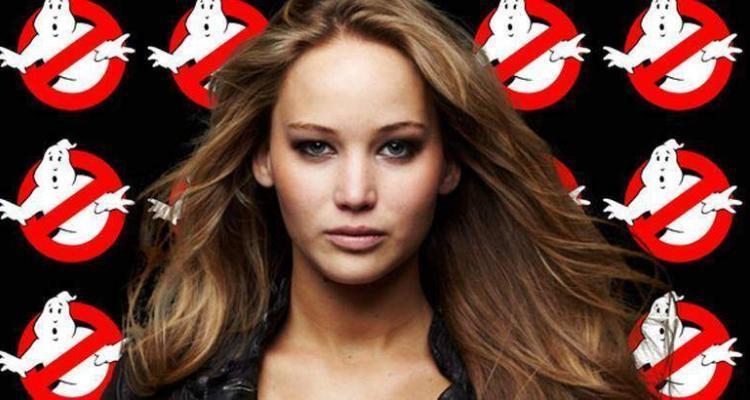 Jennifer Lawrence tornerà sugli schemi con Ghostbusters 3?
