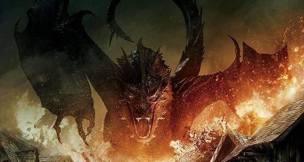 Lo-Hobbit-La-battaglia-delle-cinque-armate-primo-poster-dal-Comic-Con-2014-1