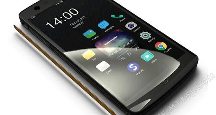 Manta X7, il primo smartphone senza tasti fisici