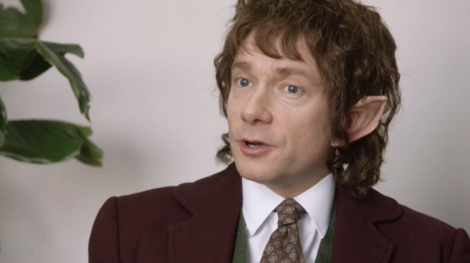 Lo Hobbit e The Office in un breve crossover con Martin Freeman