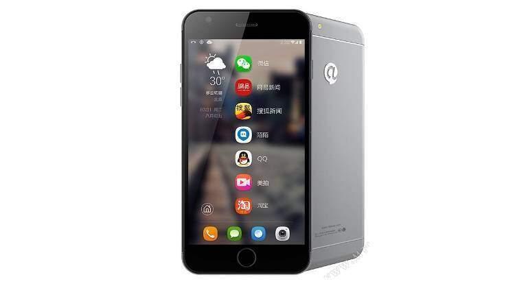 Dakelele Big Cola 3, il clone perfetto di iPhone 6