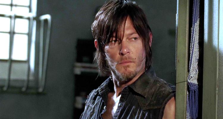 Daryl, uno dei protagonisti di The Walking Dead