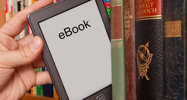 Il mercato degli eBook è in continua crescita