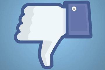 """Pulsante """"Non mi piace"""" su Facebook: ritorna il caso"""