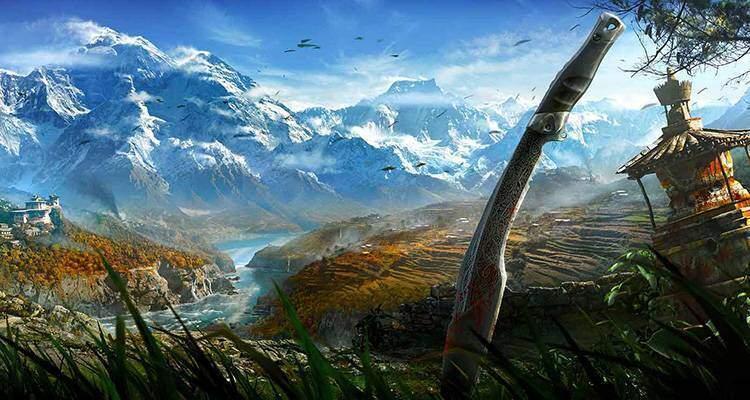 Immagine promozionale di Far Cry 4 per la recensione di WebTrek.it.