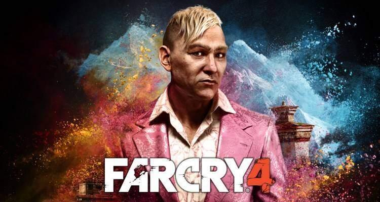Far Cry 4.