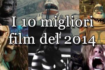 Locandina articolo riguardante i migliori film del 2014