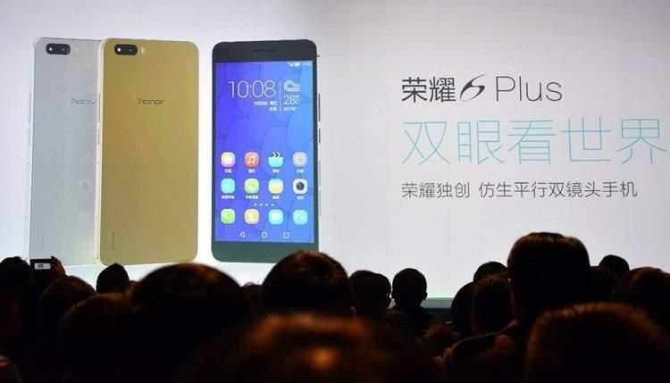 Honor 6 Plus: il top di gamma Huawei è ufficiale