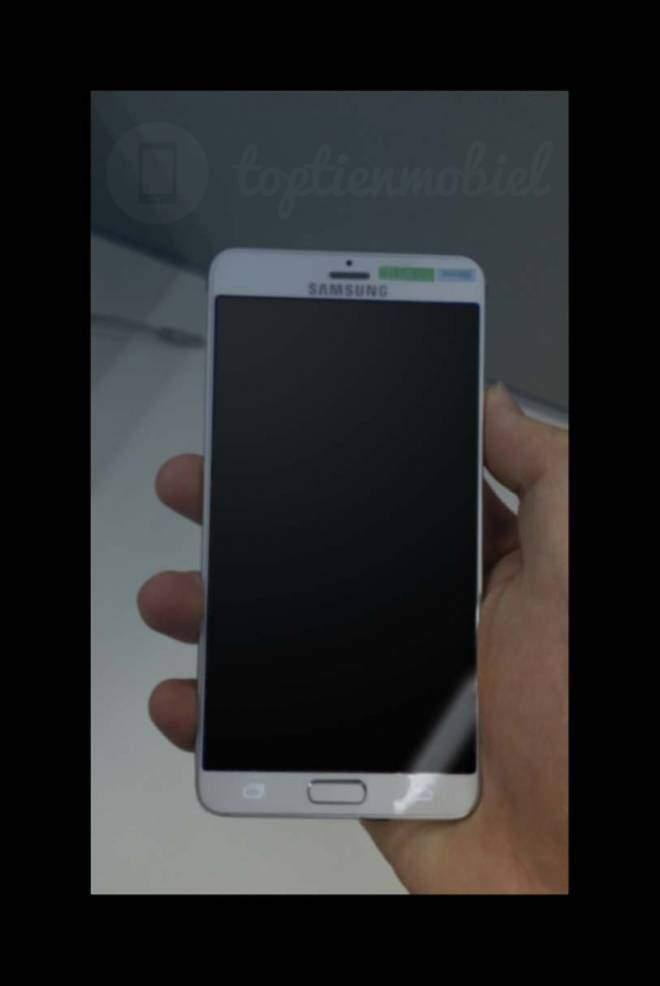 Immagine leaked del possibile Samsung Galaxy S6