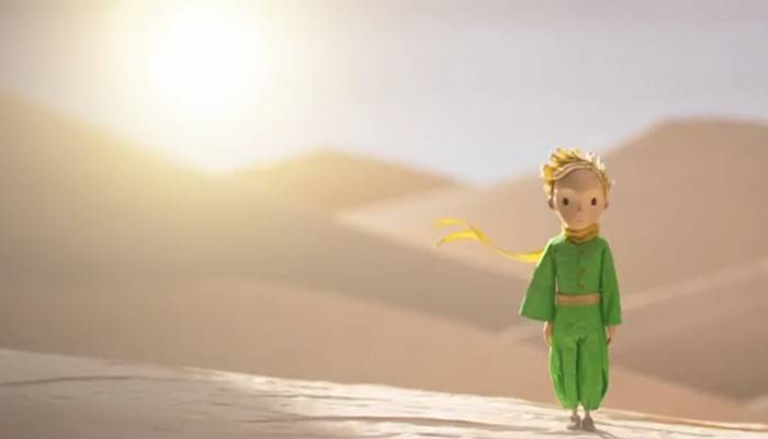 Il piccolo Principe diventa una pellicola d'animazione in 3D