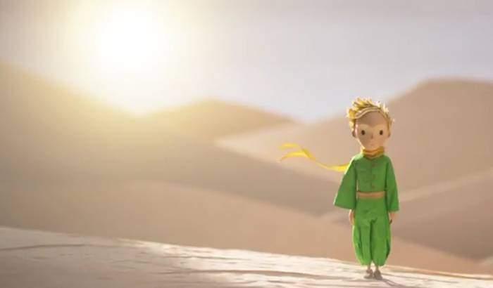 Il Piccolo Principe, ecco il trailer