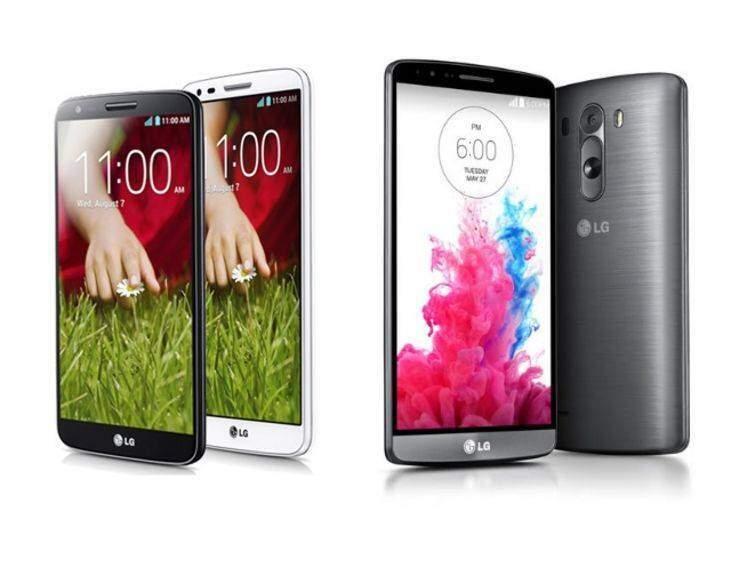 LG G3 in offerta a partire da soli 338€ e LG G2 da soli 286€