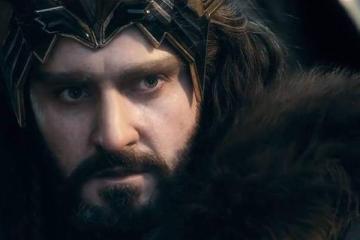 Thorin ne Lo Hobbit - La Battaglia delle Cinque Armate