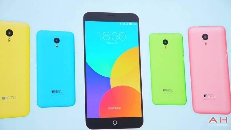 Meizu Blue Charm Note ufficiale: 5.5″, RAM 2GB e LTE a 130€!