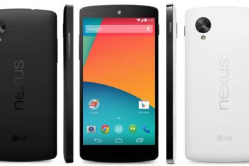immagine Google Nexus 5