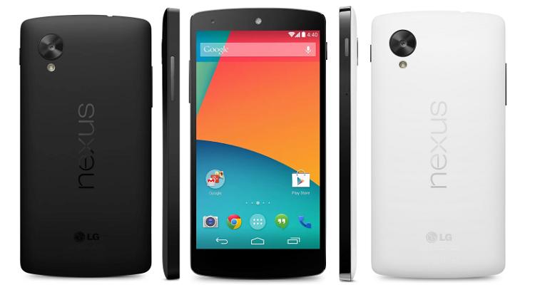 Nexus 5: Google annuncia lo stop alla produzione
