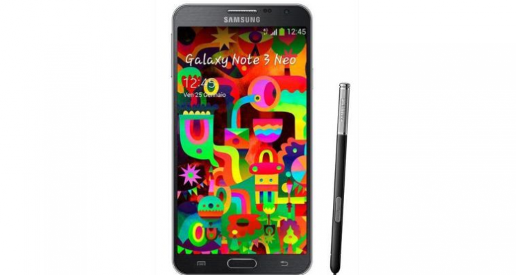 Samsung Galaxy Note 3 Neo in offerta su Ebay