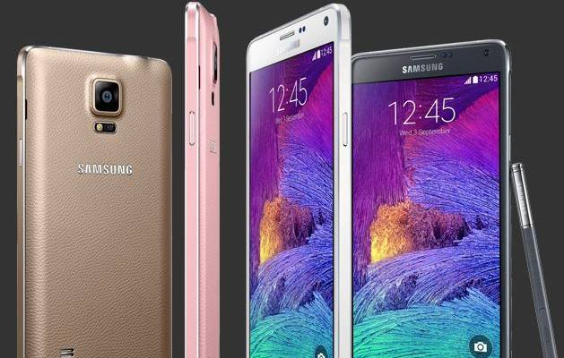 Varianti Samsung Galaxy Note 4