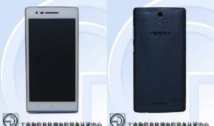 Oppo 3006: smartphone di fascia media in dirittura d'arrivo