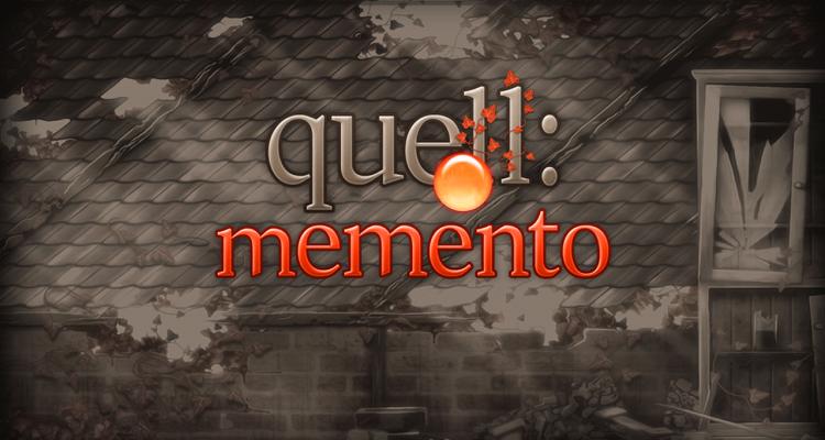 Quell Memento: intervista agli sviluppatori di questo bel puzzle game