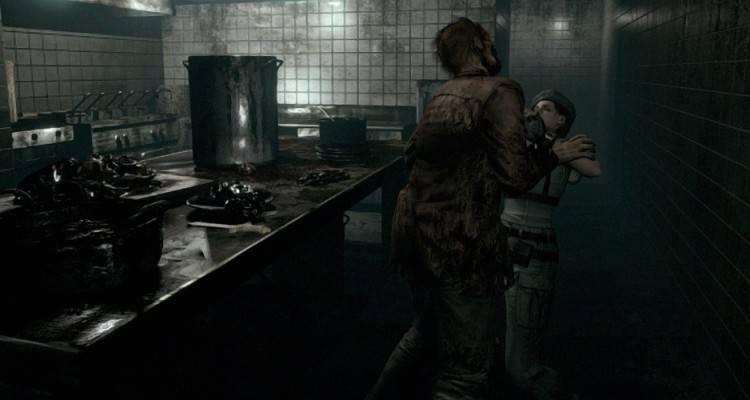 Resident Evil HD.