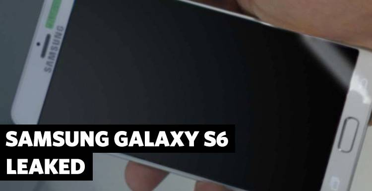 Immagine leaked Samsung Galaxy S6