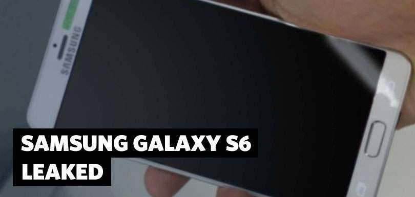 Samsung Galaxy S6 appare in foto! E' lui?
