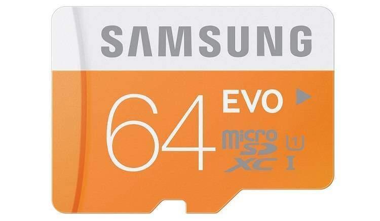 Amazon, microSD Samsung in offerta: versioni e prezzi