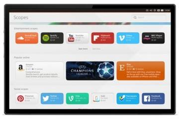 UbuTab, tablet con Android e Ubuntu