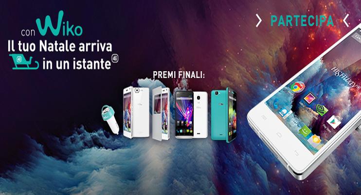 Wiko Italia: al via il concorso con 7 smartphone e 20 accessori