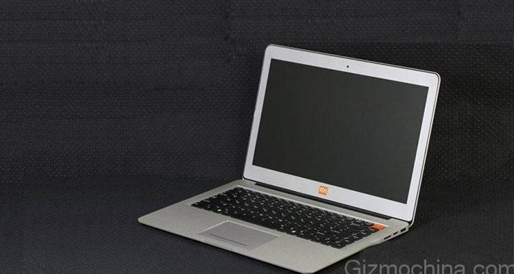 Primo notebook prodotto da Xiaomi