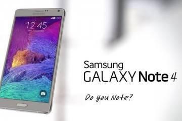 Samsung Galaxy Note 4 S-LTE