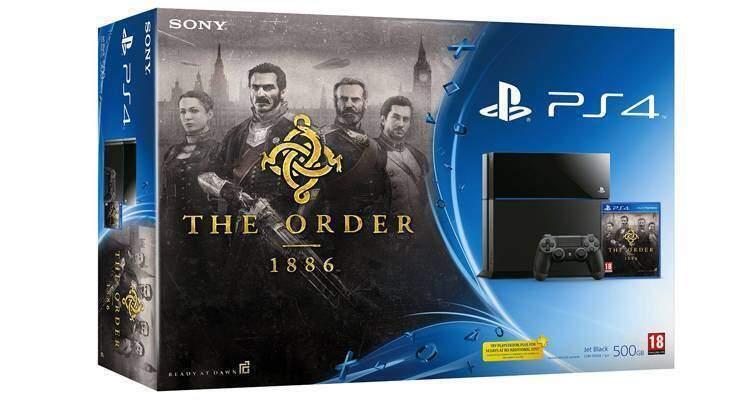 Bundle The Order 1886.