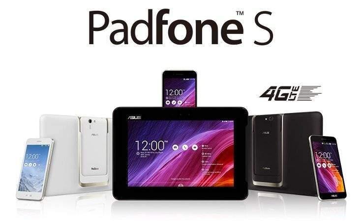 Nuovo Asus PadFone S appare sul sito Asus: caratteristiche tecniche rinnovate!