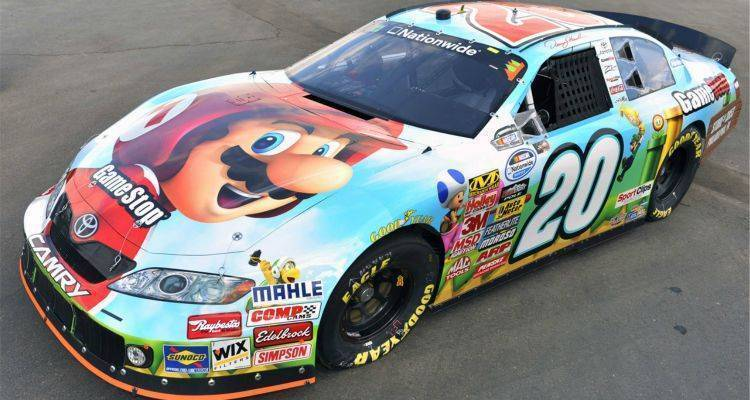 NASCAR.