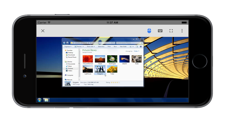 Chrome Remote Desktop disponibile anche per iOS