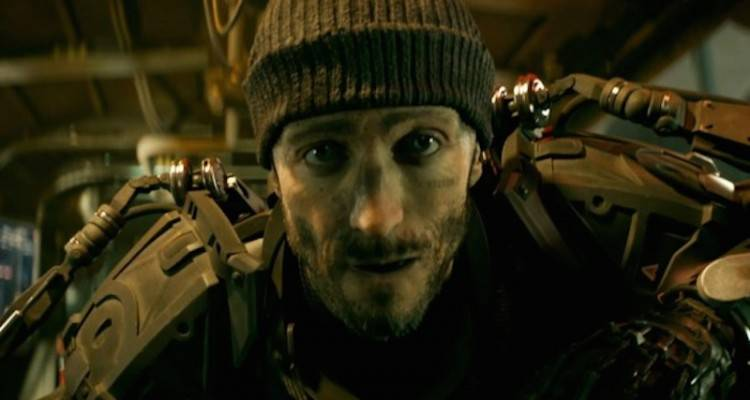 Call of Duty: Advanced Warfare.