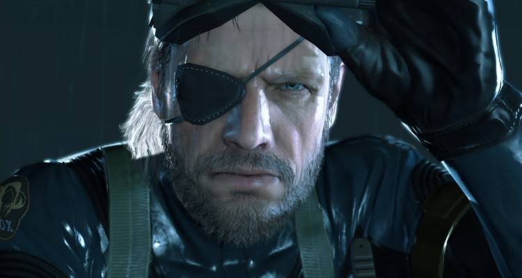 Metal Gear Solid 5: Ground Zeroes.