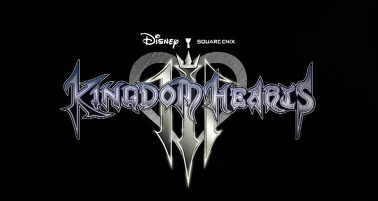 Kingdom Hearts 3.