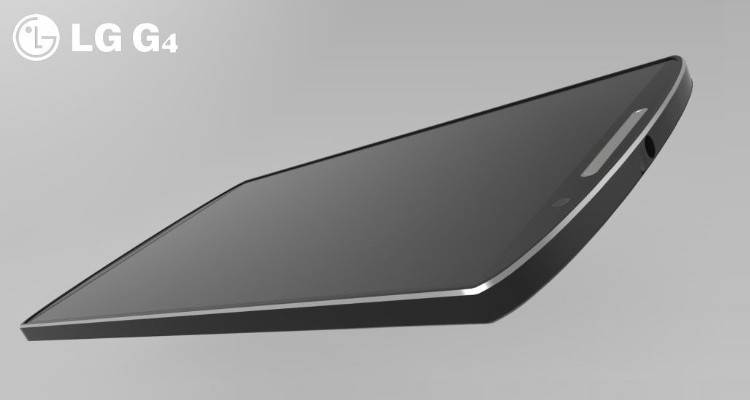 Concept dell'attesissimo LG G4