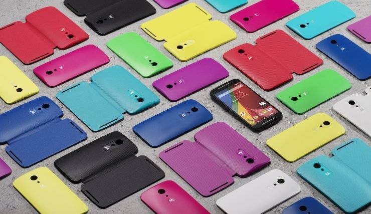 Motorola Moto G 2014: smartphone Android in offerta a 168€