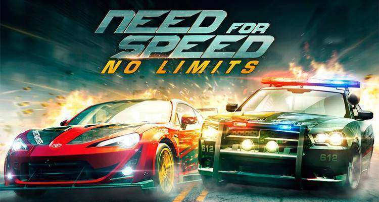 Need for Speed: No Limits.