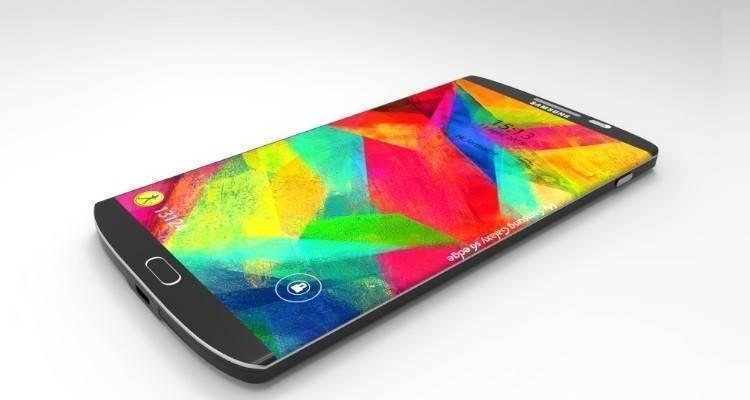 Concept di Samsung Galaxy S6 Edge