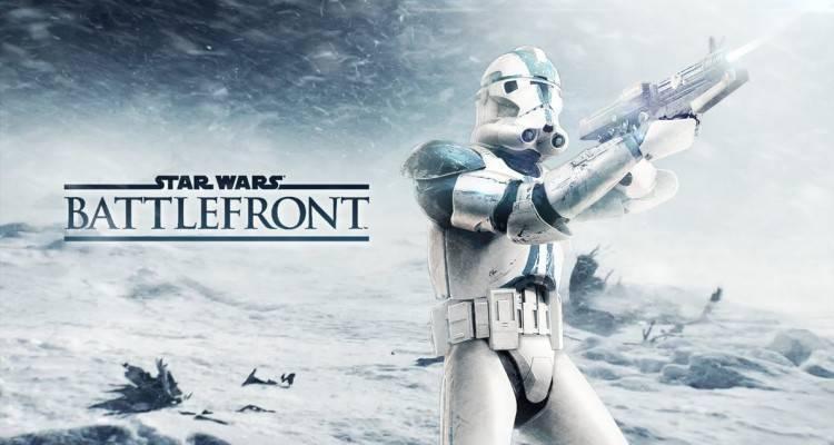 EA: Star Wars Battlefront verrà pubblicizzato al livello di Battlefield