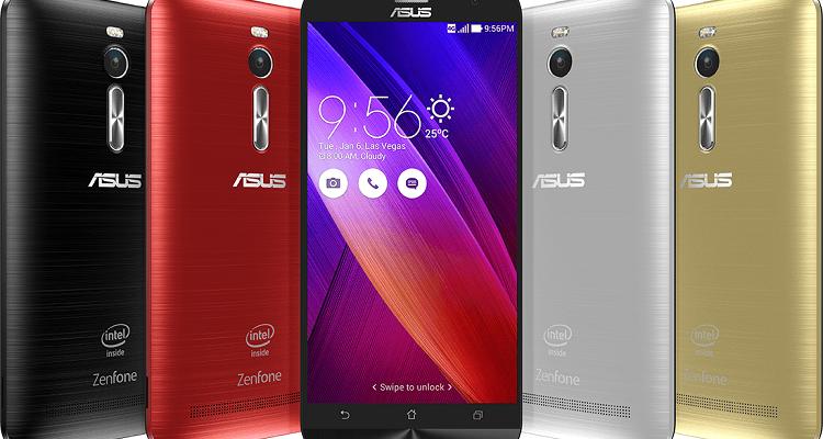 Immagine promozionale ASUS Zenfone 2